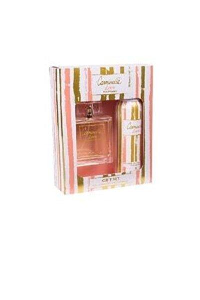 Carminella Love Edt 100 Ml Kadın Parfüm Seti
