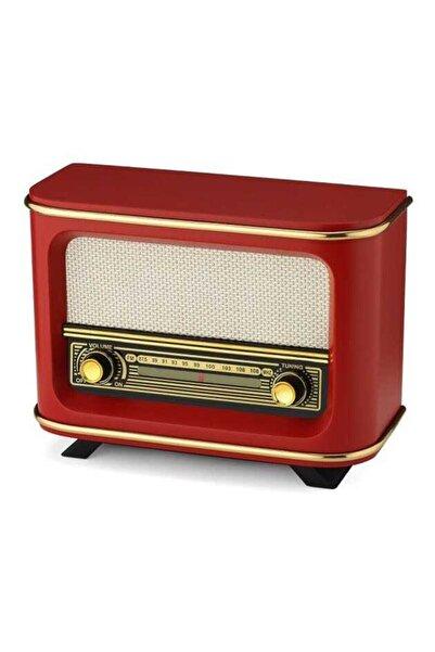 UTC Nostaljik Radyo Istanbul Kırmızı Adaptör