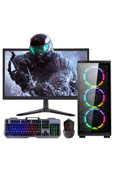 TURBOX Atm900026 I7 860 8gb Ram 240gb Ssd 500gb Hdd 4gb Ek. 19.5'' Mon. Oyun Bilgisayarı