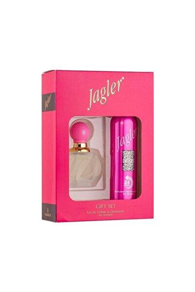 Jagler Kadın Parfüm Seti Edt 60 Ml