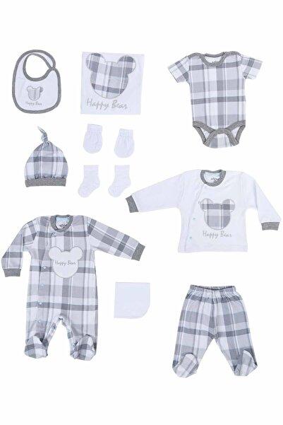 Aziz Bebe Azı010203 Erkek Bebek 10'lu Set