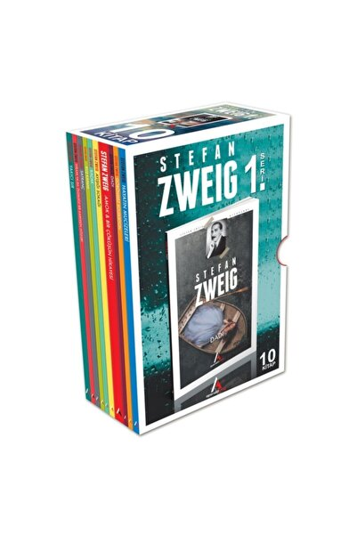 Aperatif Kitap Yayınları Stefan Zweig Seti 10 Kitap
