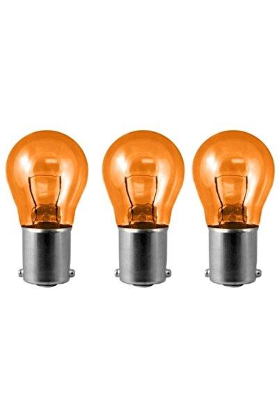 ModaCar 1 Yedekli Amber 1156-93 Model Stop Sinyal Ampülü 428492