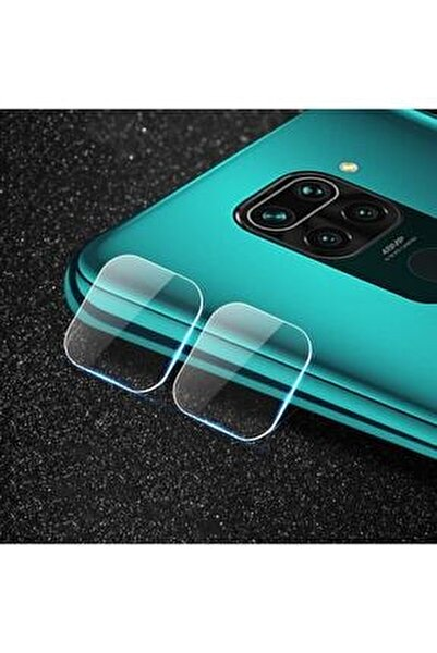 Xiaomi Redmi Note 9 Pro Nano Kamera Camı Koruyucu