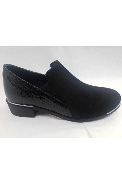 Mammamia Kadın Siyah Ayakkabı