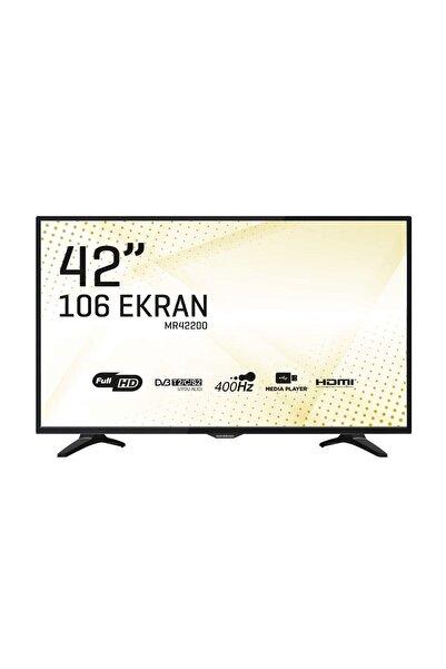 Nordmende Nm42200 42'' 106 Ekran Full Hd Uydu Alıcılı Led Tv