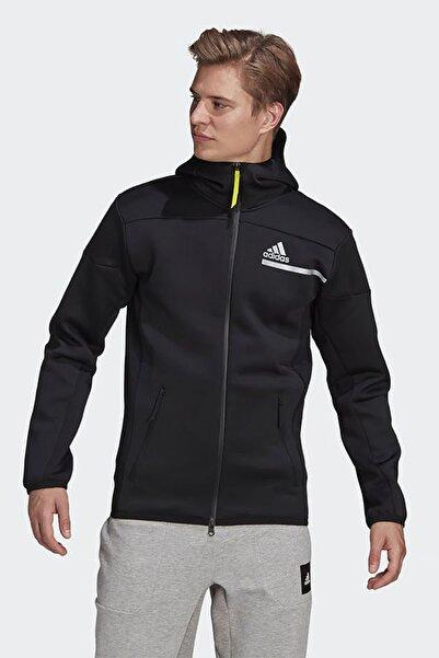 adidas Erkek Günlük Kapüşonlu Sweatshirt