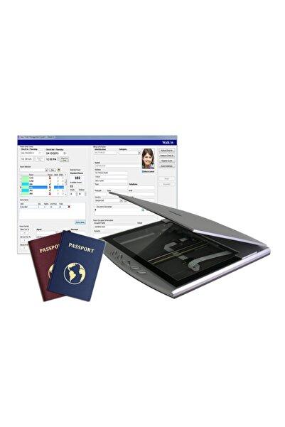 smart scan Döviz Bürosu Kimlik Okuma Ve Pasaport Okuma Sistemi