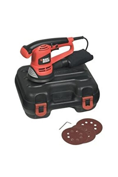 Black Decker Zımpara