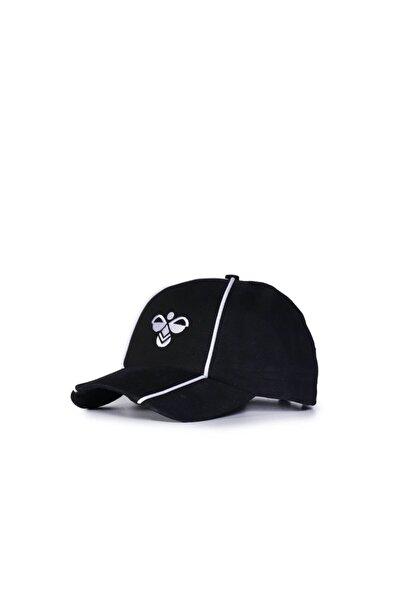HUMMEL Şapka Slıced Unisex Siyah 970181-2001