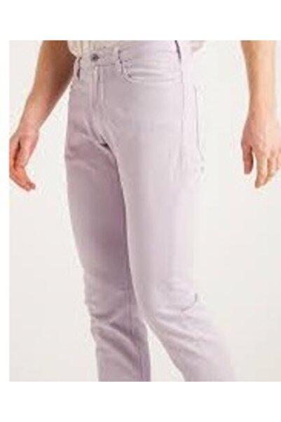 Armani Jeans Erkek Lila Pantolon