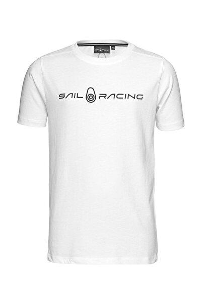 Sail Racing Erkek Çocuk Beyaz Jr Bowman Tee Baskılı T-Shirt