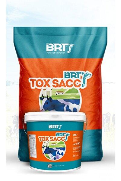 BRT FAMILY Brt Tox Sacc Hayvan Yem Katkısı Vitamin Mineral Toksin Bağlayıcı 5kg