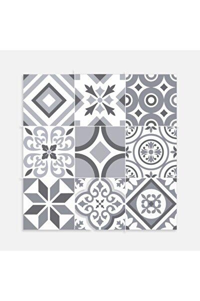 TİNK Geometrik 019 Karma Desenli Pvc Karo 30x30 Cm (11 Adet) 1m2