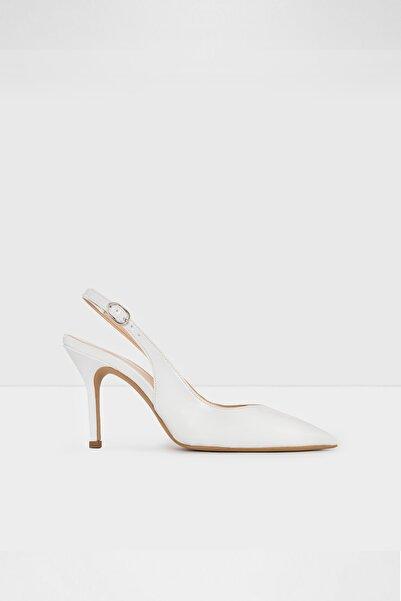 Aldo Kadın Beyaz Topuklu Ayakkabı Julıet tr