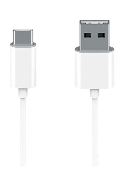 General Mobile Gm 5 Plus Type C Kablo Beyaz Uyumlu