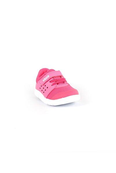 Vicco Bebe Ayakkabı Kırmızı