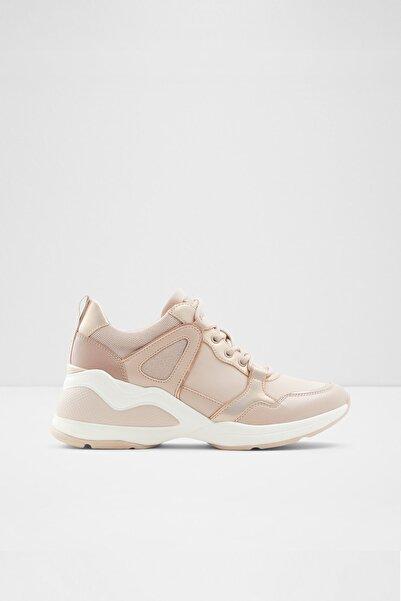 Aldo Kadın Pudra Yüksek Taban Sneaker