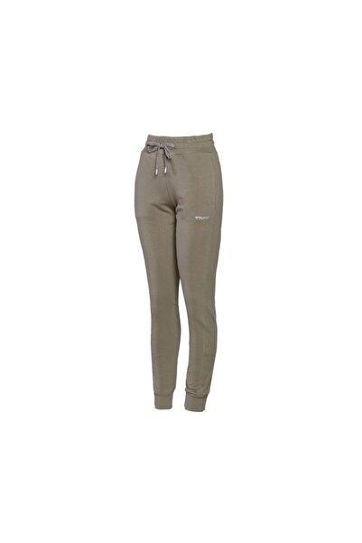 HUMMEL Kadın Günlük Eşofman Altı 931108-8062 Yeşil Hmlons Pants