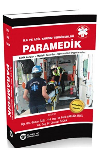 Güneş Tıp Kitabevi Ilk Ve Acil Yardım Teknikerliği - Paramedik