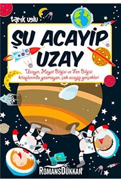 Uğurböceği Yayınları Şu Acayip Uzay