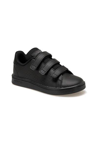 adidas ADVANTAGE Siyah Unisex Çocuk Sneaker Ayakkabı 100481990