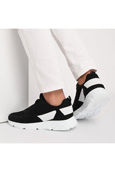 FORESTER Atk401 Siyah Erkek Sneaker