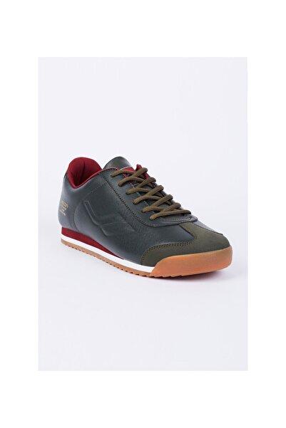 Lescon Erkek Haki Sneaker Ayakkabı L-6035