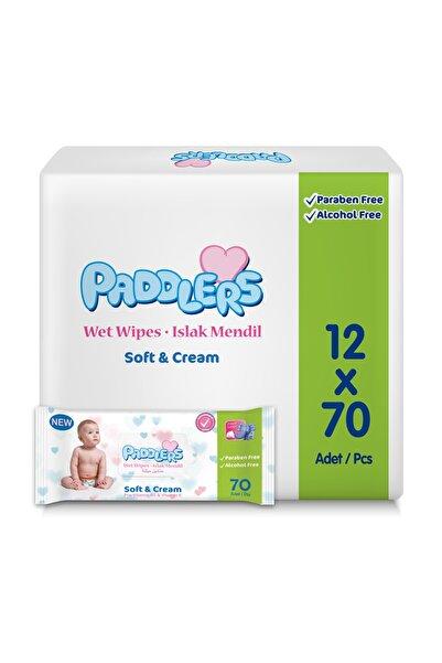 Paddlers Islak Mendil 70 X 12 Li Koli (840 Yaprak)