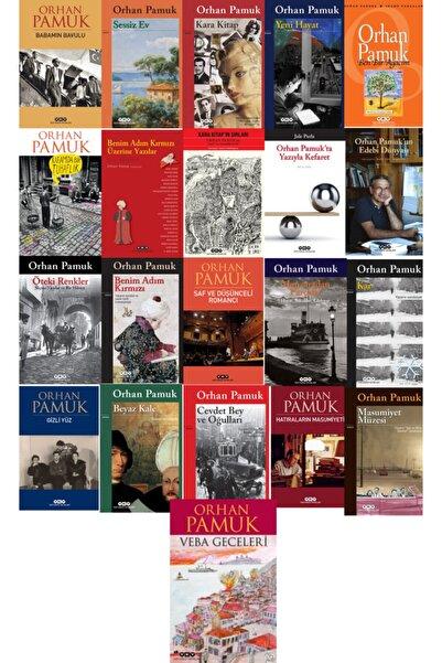 Yapı Kredi Yayınları Orhan Pamuk Veba Geceleri Ve 20 Kitap Set