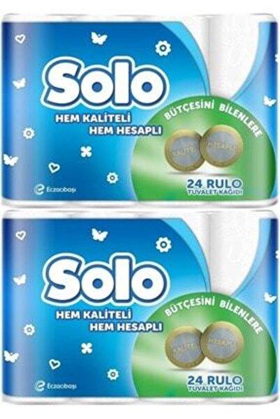 Solo 48 Lü Tuvalet Kağıdı (24*2)