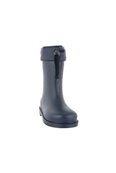 W10100 Chufo Cuello-003 Lacivert Unisex Çocuk Yağmur Çizmesi 100386300