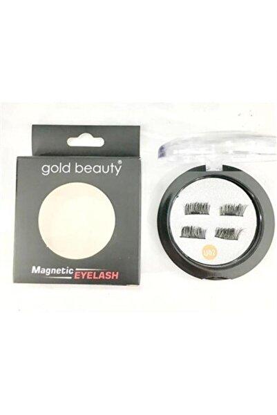 Gold Beauty Kadın Manyetik Takma Kirpik