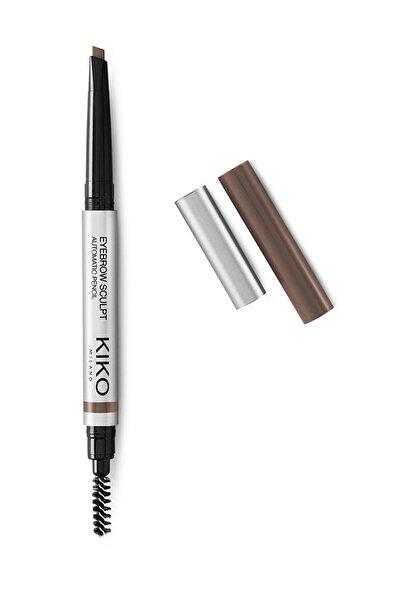 KIKO Kaş Kalemi - Eyebrow Sculpt Automatic Pencil 05 Deep Brunettes 0.5 g 8025272613033