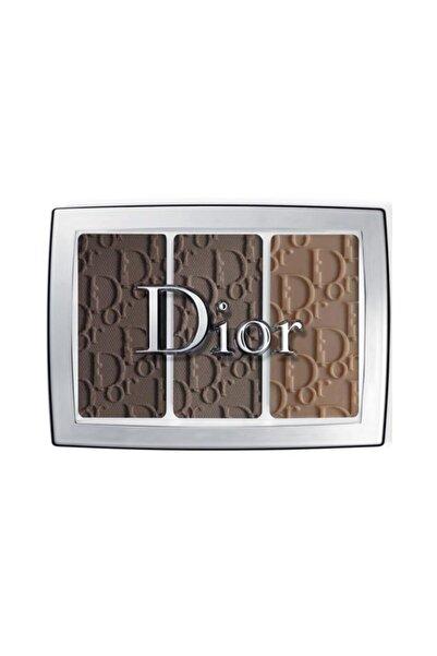 Dior Backstage Brow Palette Dark Kaş Paleti 002