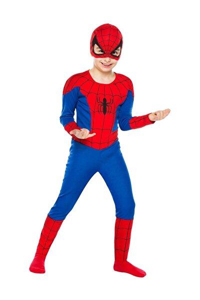 SPIDERMAN Örümcek Adam Kostümü 10-12 Yaş