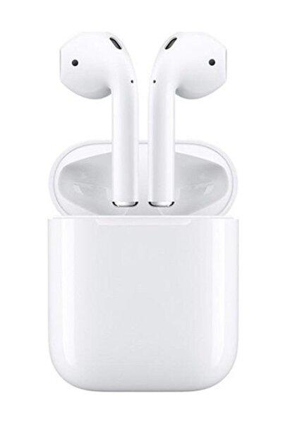 Tws Beyaz Airpods I12 Şarj Üniteli Bluetooth 5.0 Kulaklık