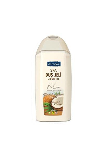 Dermokil Spa Duş Jeli Vanilya Ve Badem Sütü 500 ml