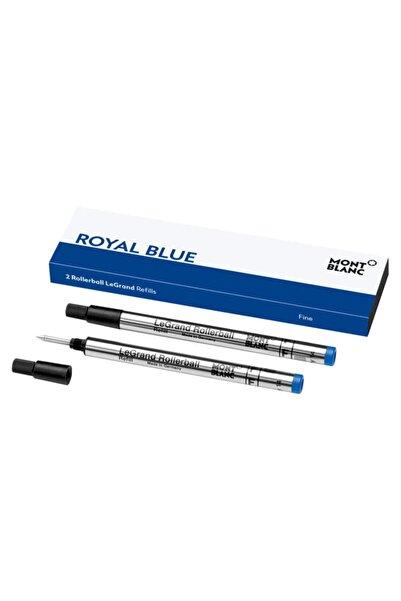 Montblanc Royal Mavi Legrand Roller Kalem Yedeği Fine 128227