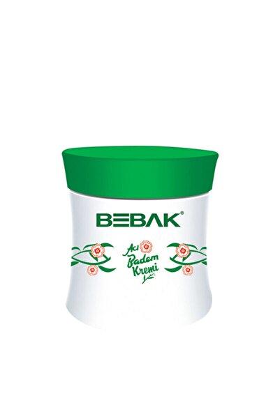 Bebak Acı Badem Kremi Kavanoz 70 ml