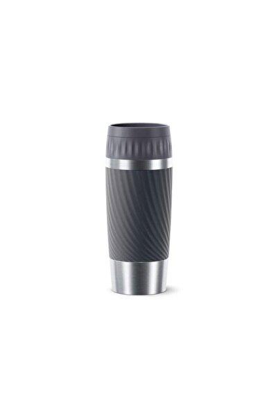 TEFAL Travel Mug Easy Twist Gri 0.36l