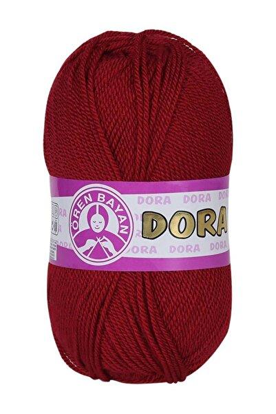 Ören Bayan Dora Bordo El Örgü Ipi 033