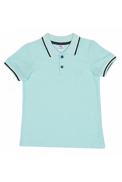 Soobe Erkek Çocuk Pike Tshirt Mint
