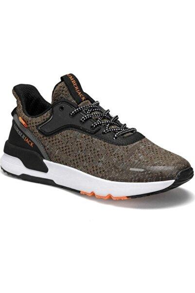 lumberjack Unisex Haki Comfort Ayakkabı