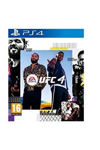 UFC 4 PS4 Oyun