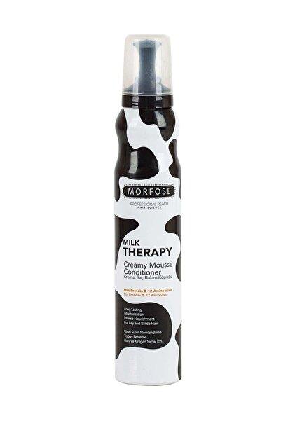 Morfose Saç Bakım Köpüğü 200ml Milk Terapy