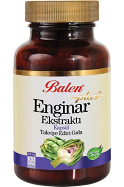 Balen Enginar Plus Kapsül 820 mg 100 Adet