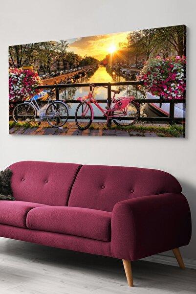 Evinemoda Utrecht Manzara Kanvas-canvas Tablo