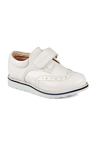 Vicco Çocuk Beyaz Sünnet Klasik Ayakkabısı 933.19y.537