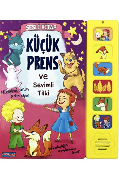 Smarteach Küçük Prens Ve Sevimli Tilki Sesli Kitap